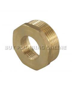 Brass Bush 1.1/2 - 3/4