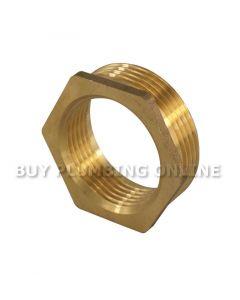 Brass Bush 3/8 - 1/4