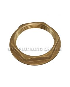 Brass Locknut 1.1/4