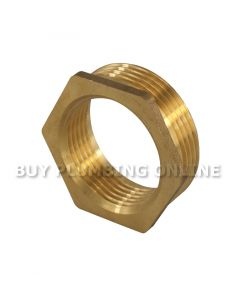 Brass Bush 3/4 - 1/2