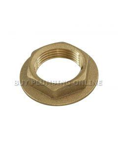 """Brass Locknut 1/2"""""""