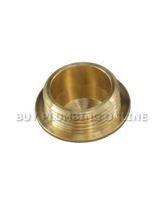 Brass Plug 1 inch BSP Thread