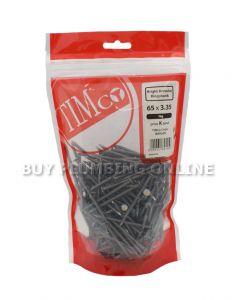 Timco Bright Annular Ringshank Nails 65 x 3.35 1kg BAR33565B
