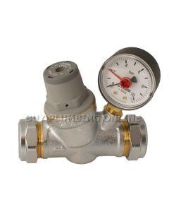 Caleffi 28mm Pressure Reducing Valve 533861
