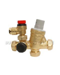 Caleffi Cold Water Control Valve 533002CST