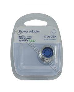 Croydex Water Saving Shower Hose Adaptor AM164541
