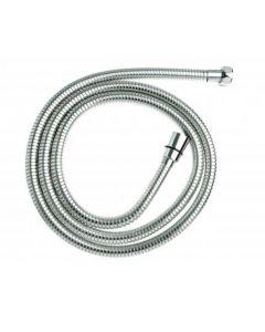 Croydex 1.5mm Stretch Shower Hose Stainless Steel AM159741