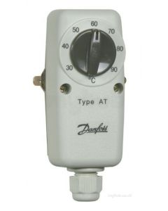 Danfoss ATP Pipe Thermostat 041E000000