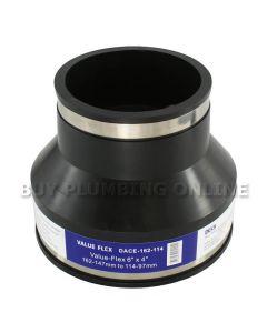 Deks Value Flex Clay to Plastic Adaptor DACE-162-114