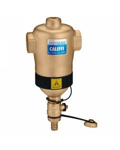 "Altecnic Dirtmag Brass Dirt Separator 1"" 546306 Horizontal Caleffi"