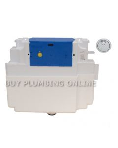Thomas Dudley Vantage Insulated Cistern + Dual Flush Button 319710