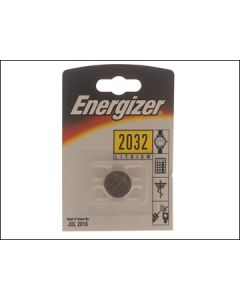 Energizer 3V Lithium Coin Cell Battery CR2032