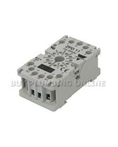 Firebird Relay Base 11 Pin ACC000BAS
