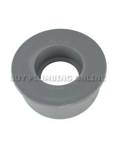 Floplast 110mm Soil Reducer 110mm x 50mm Grey SP95