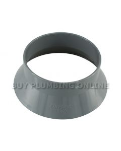 Floplast 110mm Soil Weathering Collar Grey SP300