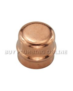 Flowflex Solder Ring Stop End 15mm (Pack of 5)