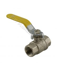 Gas Lever Ballvalve 1/2 Inch Female