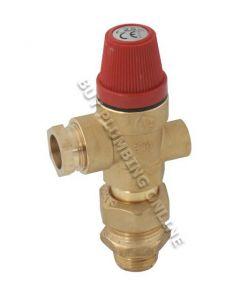 Grant 2.5 Bar Internal Pressure Relief Valve MPCBS28