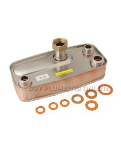 Grant 15 Plate Heat Exchanger MPCBS21