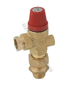 Grant 2.5 Bar Internal Pressure Relief Valve MPCBS28