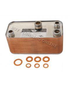 Grant 35 Plate Heat Exchanger MPCBS53
