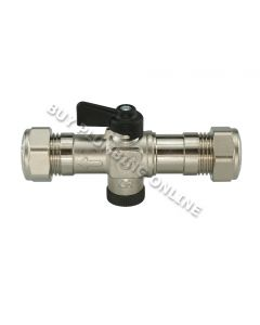Grant Isolation Valve 15mm MPCBS76 Cold Water Inlet