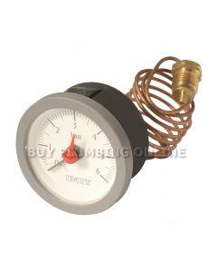 Grant Water Pressure Gauge MPCBS24 (Internal Model)