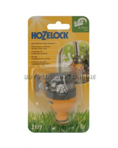 Hozelock 2177 Round Mixer Tap Connector 24mm