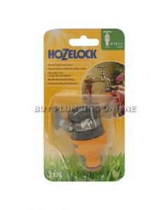 Hozelock 2176 Round Tap Connector 18mm