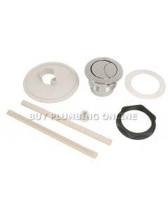 Ideal Standard Armitage Shanks Dual Flush Push Button S4443AA CP