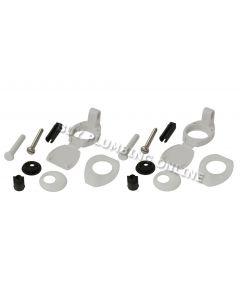 Ideal Standard Armitage Shanks Toilet Seat Hinges S972701