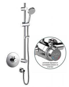 Inta Puro Concentric Dual Control Shower PU90014CP