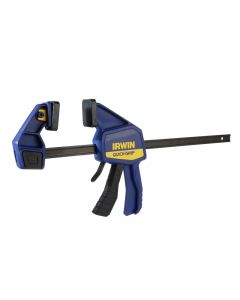 Irwin 300mm One Handed Clamp