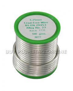 Lead Free Solder Wire 500g