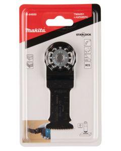 Makita Starlock B-64858 Bow Plunge Cut Saw Blade 32mm Wood TMA051