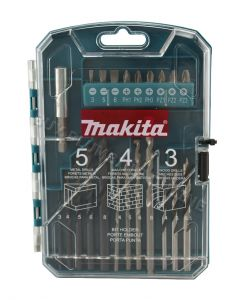 Makita 22 Piece Drill and Bit Set P44002
