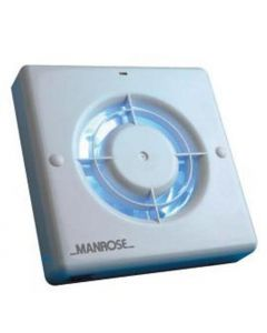 Manrose Extractor Fan Pullcord Model XF100Pb