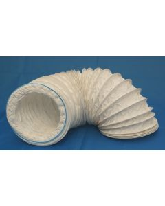 Manrose Flexible Pvc Ducting 100mm (1m) R101025