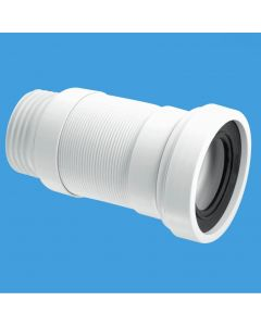 McAlpine Flexible WC Connector WC-F18S