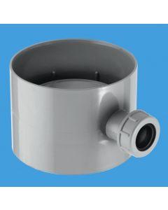 McAlpine Condensation Trap 110mm CONTRAP1
