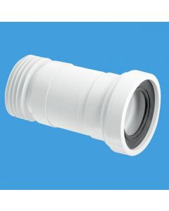 McAlpine Flexible WC Connector WC-F18R