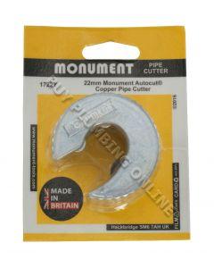 Monument Autocut Pipeslice 22mm 1722C