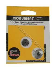 Monument Pipeslice Replacement Wheel 269N