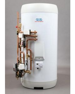 OSO Delta Coil Pre Plumbed A Rated Indirect Cylinder 150 Litre