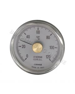 Pipe Mounted Thermometer