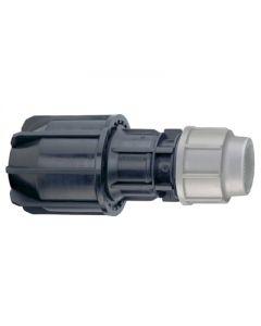 Plasson Plass 4 Universal Coupling 27-35mm x 25mm 77017253