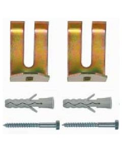 Rawl WC or Bidet Fixing Kit Side Entry