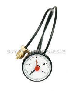 Remeha Pressure Gauge 720481001 S62733