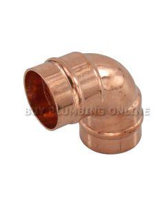 Solder Ring Elbow 35mm