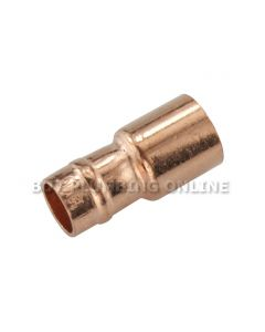 Solder Ring Fitting Reducer15mm x 10mm (Pack of 5)